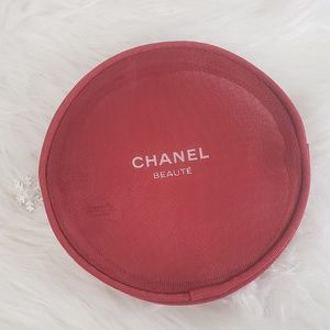 CHANEL BEAUTE Cosmetic Bag